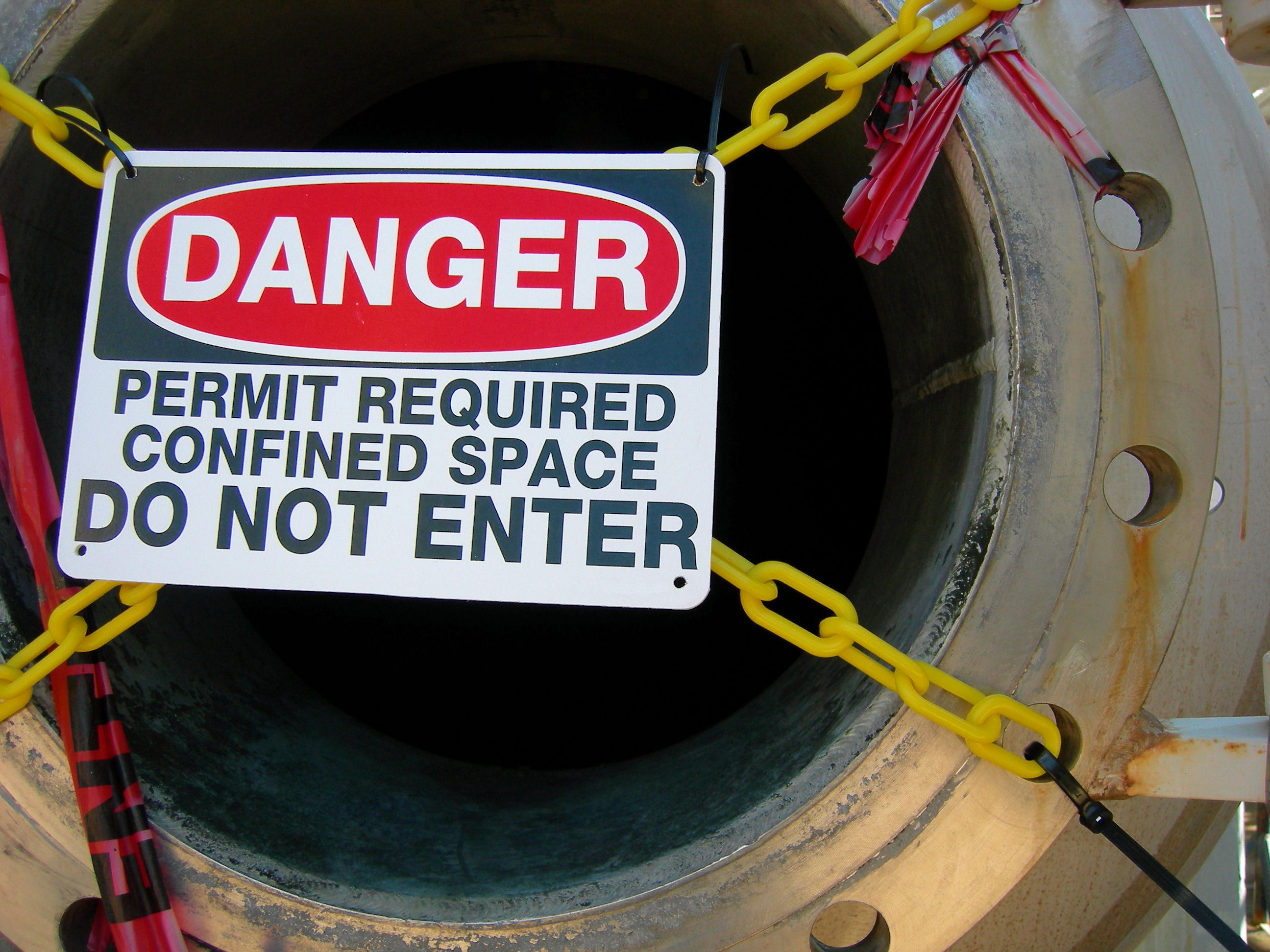 Confined Space Entry OSHA Training | Confined Spaces in